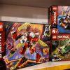 Neues von Lego – Ninjago ist eingetroffen