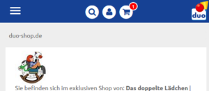 Onlineshop Icon